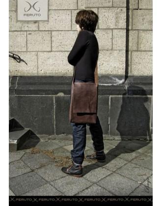 """MINIMALIST 15"""" Macbook Pro Messenger Tasche"""