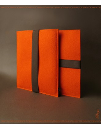 ARCHITECT Sleeve für iPad, für iPad Air sleeve orange/braun