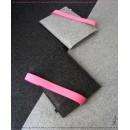 ARCHITECT Sleeve für iPad Air Filz Sleeve pink