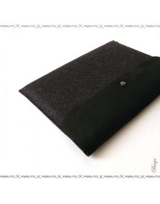 """BLACK BASIC Sleeve für 13"""" Macbook Pro"""