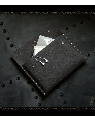 """METROPOLIS Sleeve für Dein 15"""" Macbook Pro"""